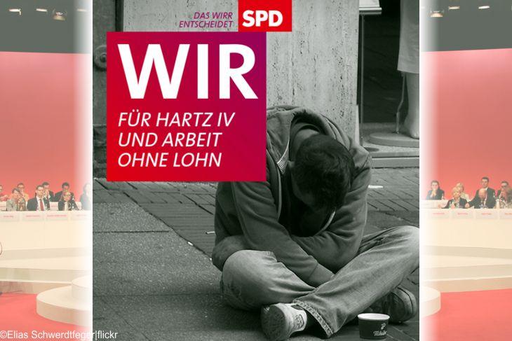 SPD ist in keiner leichten Situation