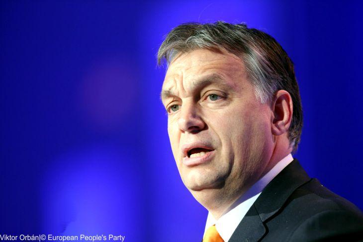 Merkel hält ungarns Regierungschef rhetorische Standpauke
