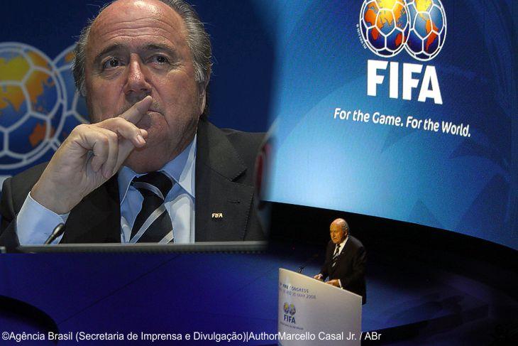 Fußballgott Blatter will Fifa reformieren