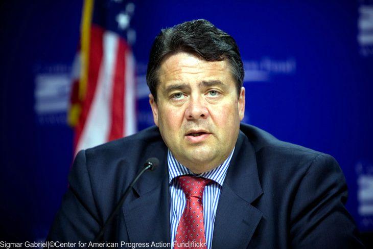Gabriel begrüßt Kommissionsvorschlag zu CETA als gemischtes Abkommen