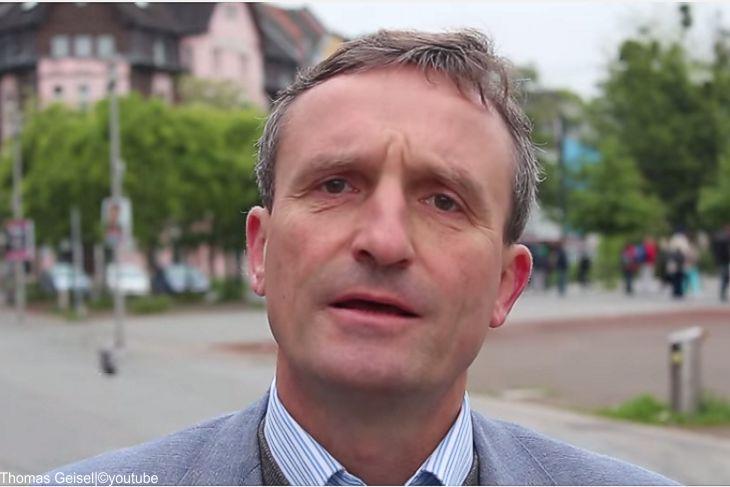 Düsseldorfer Oberbürgermeister Thomas Geisel über Alzheimer-Krankheit