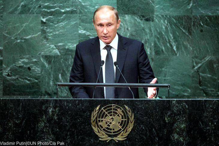 Obama und Putin ohne Assad suchen nach Lösung in Syrienkriese