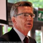 Thomas de Maizière_CDU