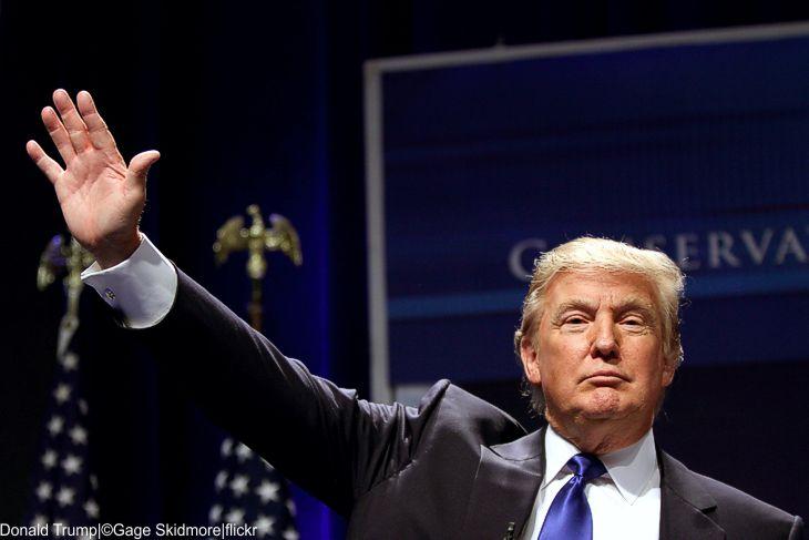 Auf der Überholspur: Trump holt Billionen zurück