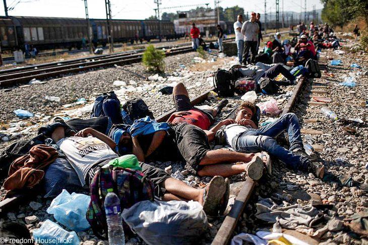 Europäische Kommission setzt Interessen der reichen EU-Staaten auf dem Rücken von Flüchtlingen durch