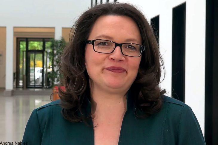 Nahles: Rot-Rot-Grün ist kein Projekt der Niedersachsen-SPD