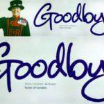 Brexit Goodbye England