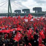 Türkei Demo Köln