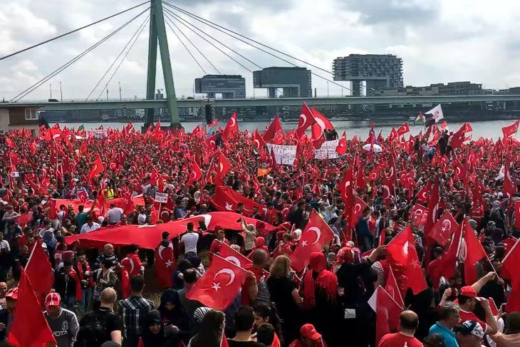 Türkei in Gefahr: EU hält sich an Abmachungen