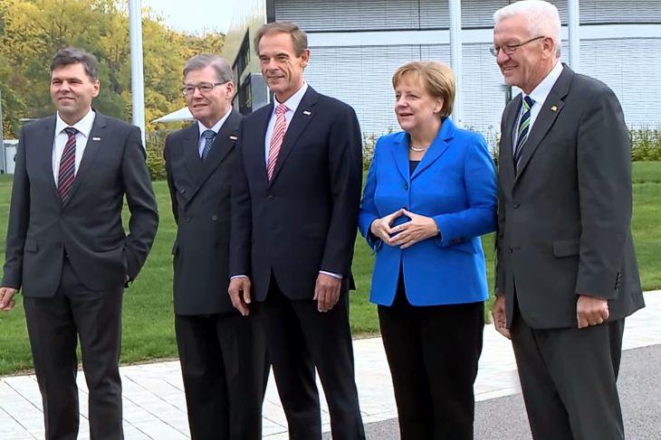 Politische Versuchung: Schwarz-grüne Bündnisfantasien