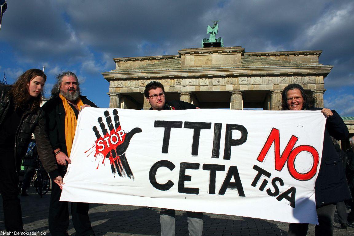 Bindend oder nicht? Das Nein Walloniens zu CETA