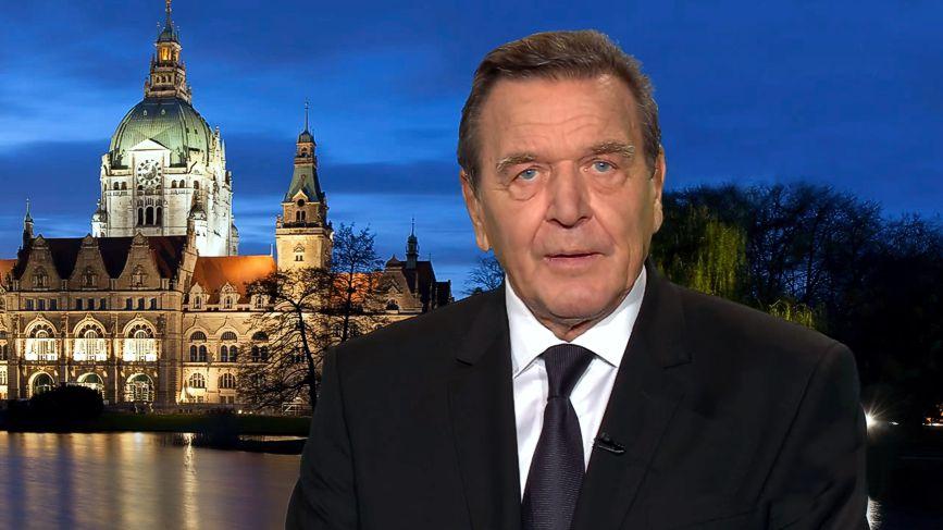 """Schröder hält Bundeswehr im Baltikum für """"ein vollkommen falsches Signal"""""""