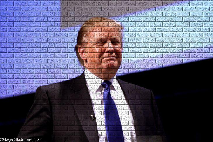 Trumps Flüchtlingskrise gibt Raum für Propaganda von Amnesty International