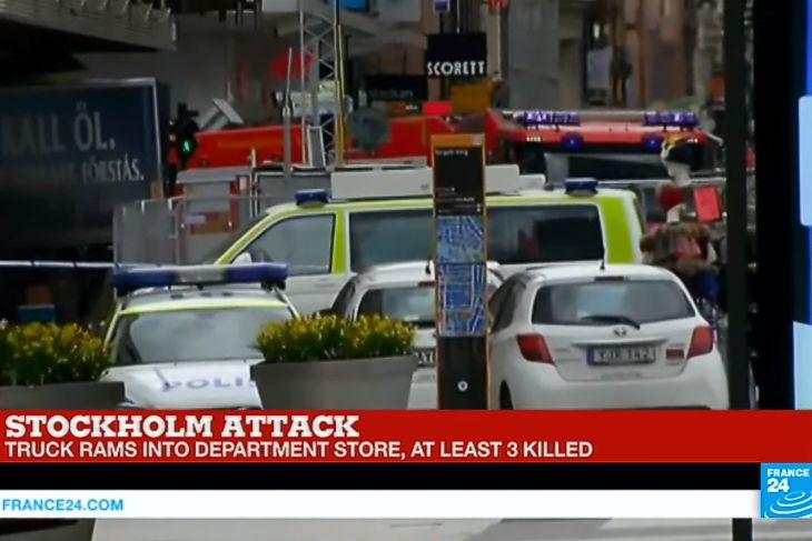 Attacke in Stockholm: Dem Terrorismus schutzlos ausgeliefert