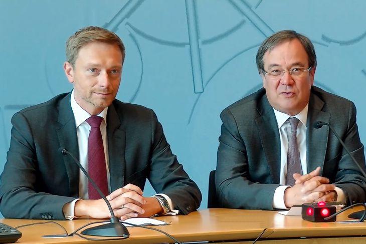 Schwarz-Gelb in NRW – Zum Erfolg verdammt