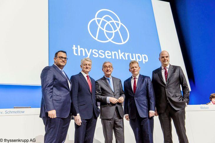 """Wackliger Riese: Gabriel sieht sich von Thyssen-Krupp """"hinters Licht geführt"""""""
