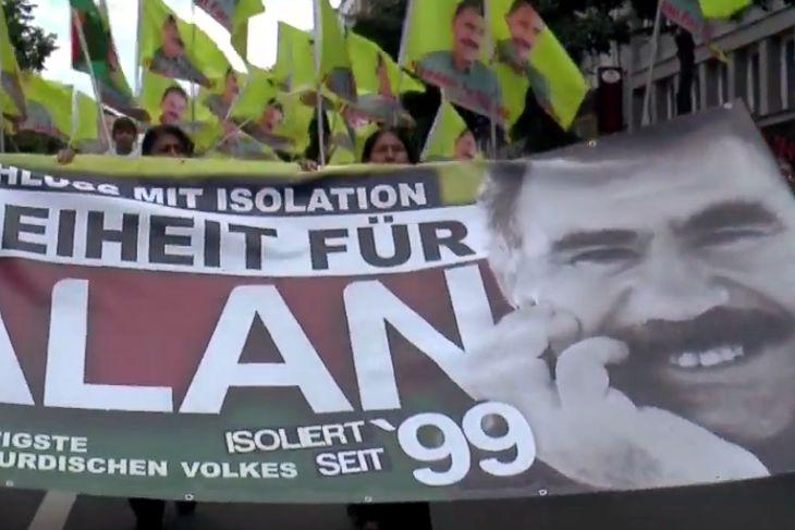 PKK-Demo – Verboten ist verboten