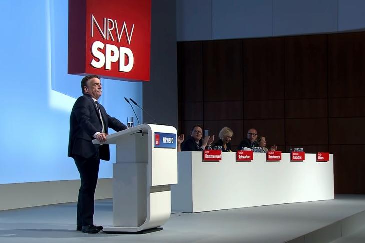 Groschek: Zustimmung von Nahles zu  Maaßen-Deal war schwerer Fehler
