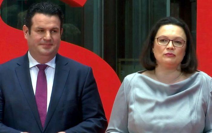 Nächster Hirnriss von SPD: Arbeit von Morgen