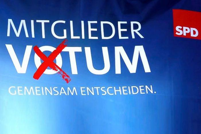 Forsa-Chef Güllner prognostiziert Auflösung der SPD