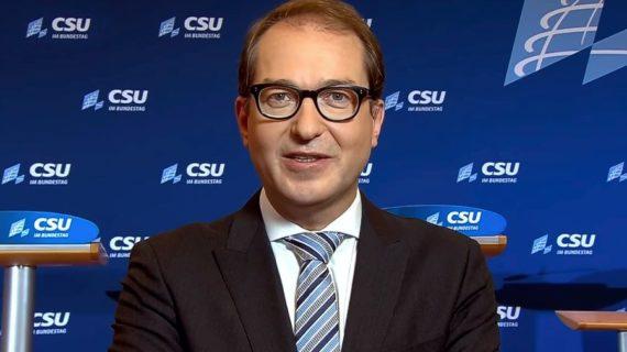 CSU-Landesgruppenchef Dobrindt bekräftigt Ziel einer stärkeren Steuerbelastung für SUV