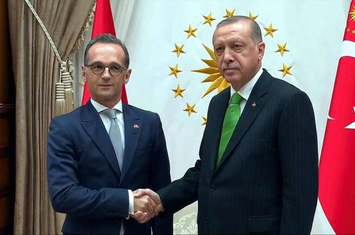 Außenminister Maas verurteilt türkische Offensive im Nordosten Syriens